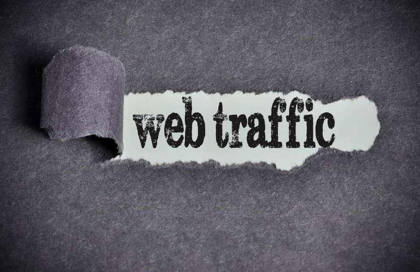 Source de trafic sur Internet