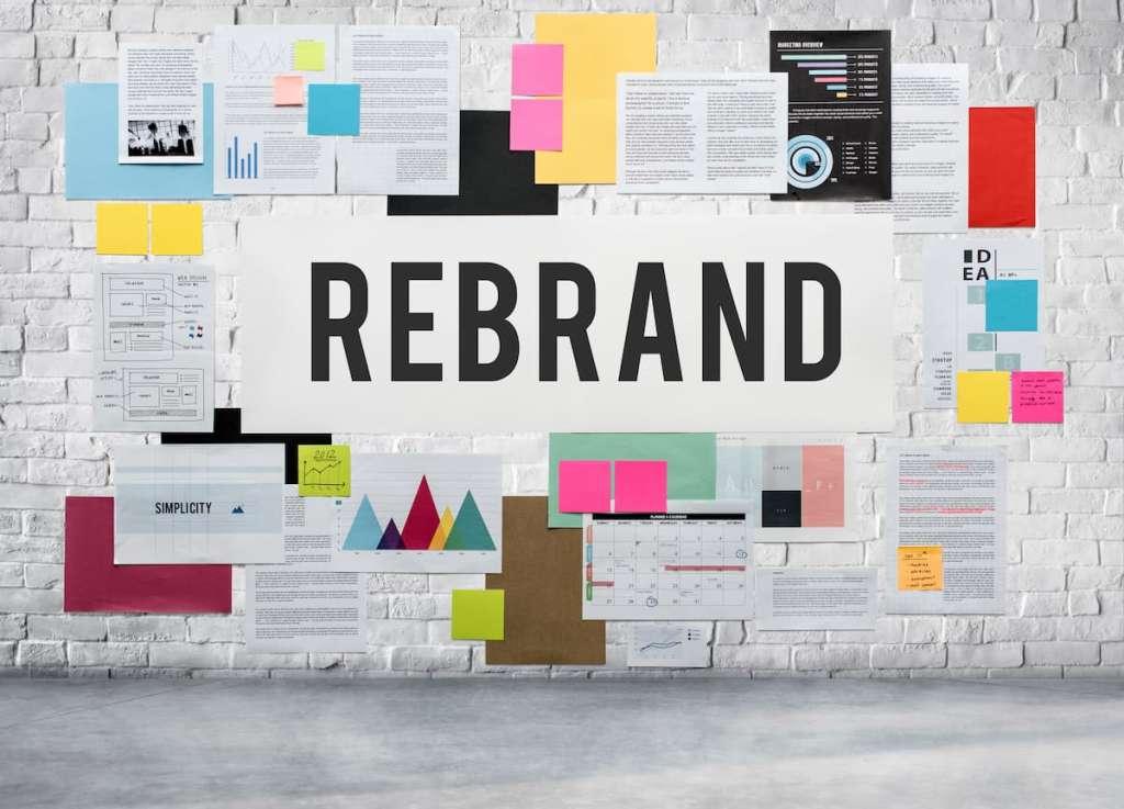 le rebranding dans la refonte d'un site web
